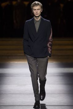 Dries Van Noten Autumn/Winter 2016 Menswear Collection | British Vogue