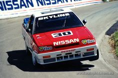 Nissan Skyline HR31 GTS-R: The Unsung Hero of Nissan's First ATCC Victory