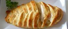 Kurczak zapiekany z serem i ananasem - Blog z apetytem Apple Pie, Poultry, Baked Potato, Feta, Food And Drink, Bread, Dishes, Chicken, Baking