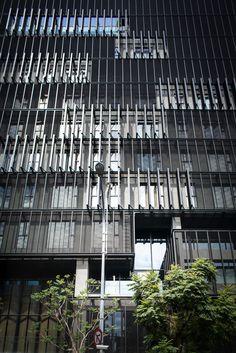 HOTEL PROVERBS TAIPEI, Architecture