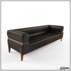 Osso Sofa | 3D Model  | 7.90$