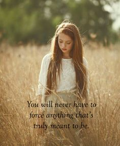 You will never have to ...
