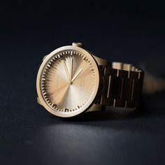 LEFF Amsterdam Tube Watches