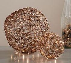 Lanterns & Decorative String Lights | Pottery Barn