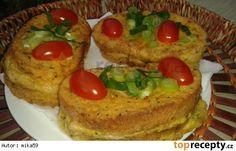 Pikantní veka Avocado Toast, Baked Potato, Hamburger, French Toast, Menu, Baking, Breakfast, Ethnic Recipes, Food