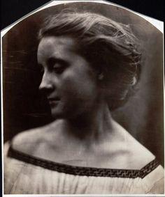 Julia Margaret Cameron didn't start taking photographs until she was 48. (via British Paintings: Julia Margaret Cameron, Untitled, c. 1867)