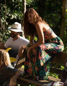 Mariana Goldfarb, nova habitué de campanhas de moda, fala sobre a relação com a aparência