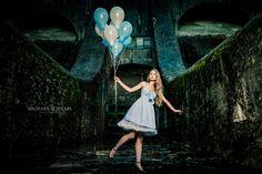 Balloons - Model: Theresa Steinkellner