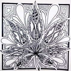 Sketch Cool Trippy Coloring Pages Picture 3 550x757 picture