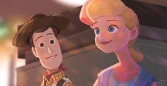 So touching😭 _ _ Walt Disney, Disney Toys, Disney And Dreamworks, Disney Pixar, Disney Characters, Disney Concept Art, Disney Fan Art, Disney Drawings, Cute Drawings