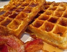 Best Waffles Ever, A.K.A. Classic Buttermilk Waffles | The Spiced Life