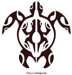 02812ff96 26 Best Turtle Tattoo Board images | Tribal turtle tattoos, Turtle ...