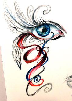 Eye Design by Lucky978.deviantart.com on @deviantART