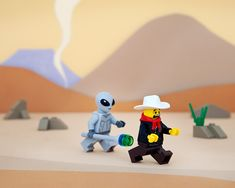 New Mexico | All 50 States Recreated By Legos