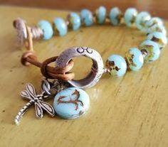 Boho Chic Hand Knotted Bracelet
