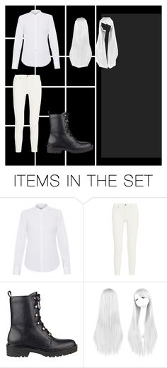 """.....................?......................."" by jazzclan on Polyvore featuring art"