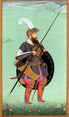 Abdullah Khan Uzbek was a general in Akbar the Great's army.