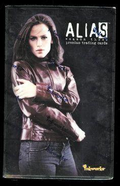 Pack Alias Season 2 Factory Sealed Hobby Packet