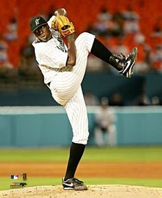 Dontrelle Willis - Fan Favorite. Rookie of the Year, World Series Champ and 20 game winner