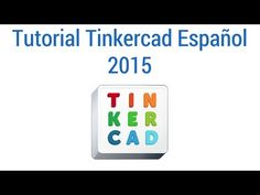 Tutorial Tinkercad Español 2015 - YouTube Youtube, Club, World, Virtual Reality, Innovative Products, The Creation, Tutorials, Thanks