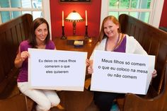 Blog Mãe de Primeira Viagem: Ame mais e julgue menos