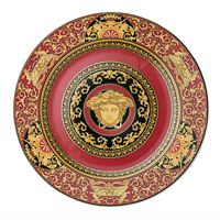 Rosenthal Versace 20 Years Plate Collection Wall Plate 'Medusa' 30 cm