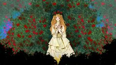 Rose #anime #girl
