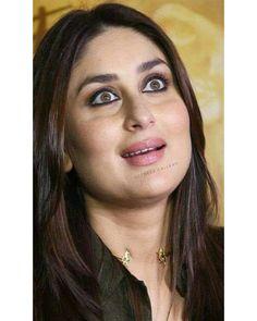 Obsessed wid her cheeks ❤️💖💖 Indian Bollywood Actress, Beautiful Bollywood Actress, Most Beautiful Indian Actress, The Most Beautiful Girl, Bollywood Fashion, Hot Actresses, Indian Actresses, Kareena Kapoor Pics, Karena Kapoor