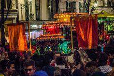 Mo Fasnacht Luzern - Night at Carnival Lucerne 2013    Wey Tagwache