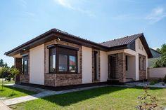 Facade House, Design Case, Beautiful Homes, Sweet Home, New Homes, House Styles, Interior, Outdoor Decor, Home Decor