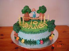 AcroBranch Cake