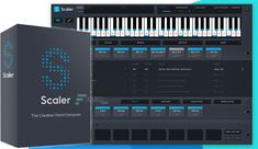 Plugin Boutique Scaler 2.0.3 Free Download Midi Keyboard, Better Music, Cool Things To Make, Boutique, Free, Cool Things To Do, Boutiques