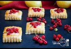 pastelitos de crema de limon