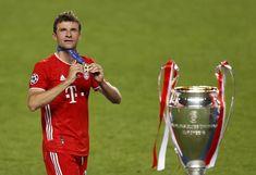 Lionel Messi, Thomas Müller, Fc Bayern Munich, Robert Lewandowski, Trainer, Liverpool Fc, Sport, Aprons, Web 2