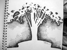 28 Best Negative Space Images Negative Space Art Drawings Art