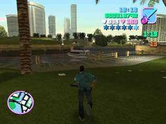 NOW it's GTA VC! Grand Theft Auto, Gta, Baseball Field
