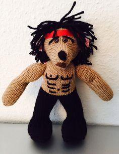 Rambo Bear
