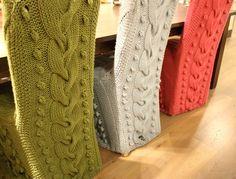 one sheepish girl: Knitting & Yarn Shopping with my Pen Pal