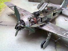 Superdetailers Unite: Focke-Wulf Fw 190 A-8/R11 Nachtjäger