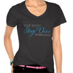 I must have this Stage Dive #omgJimmy T-shirt. Can't wait for LEAD by Kylie Scott.
