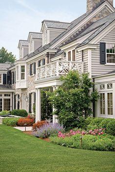 Love vintage homes
