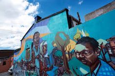 The suburb of Woodstock just outside the Cape Town CBD has seen its fair share of re-invention over the years with street art adding to the verve of the area. Cape Town Tourism, City Pass, Like A Local, Woodstock, Travel Inspiration, The Neighbourhood, Old Things, The Incredibles, Tours