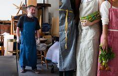 sm_grandapron_1 Aprons For Men, Apron Designs, Sewing, Fashion, Moda, Dressmaking, Couture, Fashion Styles, Stitching