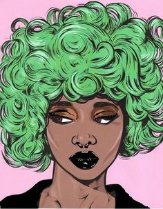 Black Women Art!, not sure of the artist, but this is my...
