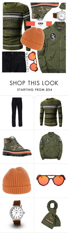 """Edwin Watch - Our Time Together"" by shadow-12 ❤ liked on Polyvore featuring Spyder, Valentino, Luigi Borrelli, Givenchy, Napapijri, men's fashion, menswear, BeClassic and EdwinWatch"