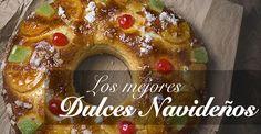 Turrones, mazapanes, polvorones, roscones de Reyes... Con estas recetas navideñas, puedes preparar los postres de Navidad más típicos sin salir de casa.