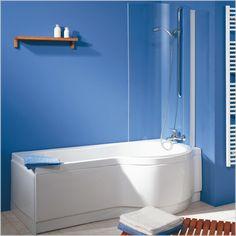 Schulte Schulte Komfort I Badewannenkombination Wanne mit Dusche
