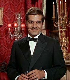 Omar Sharif. Classic. I'll take him and bottle of Chanel please.