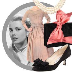 Vintage Look Book: Grace Kelly #vintage #1950s #outfit