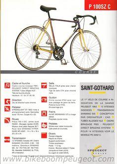 Peugeot saint gothard p100s